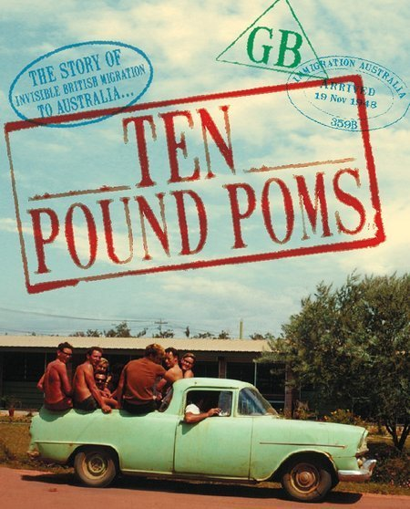 Ten Pound Poms - Sound Andy Postle