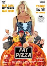 Fat Pizza DVD