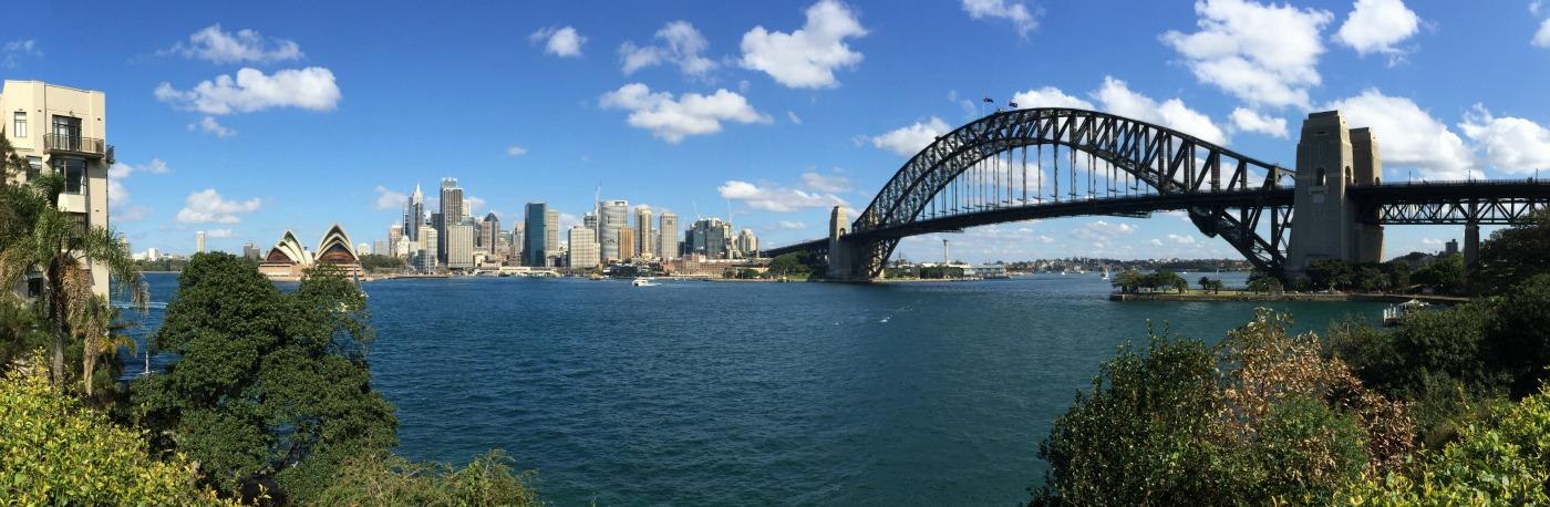 Sydney - Home of Andy Postle - Sound Recordist