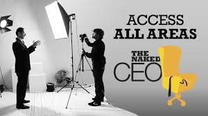 The Naked CEO Logo